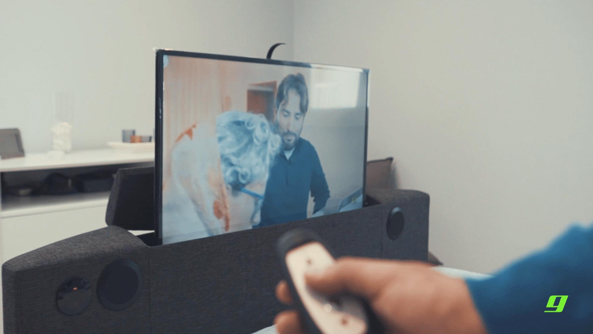 TV Extending