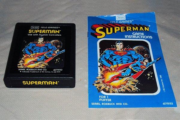 Superman Packaging