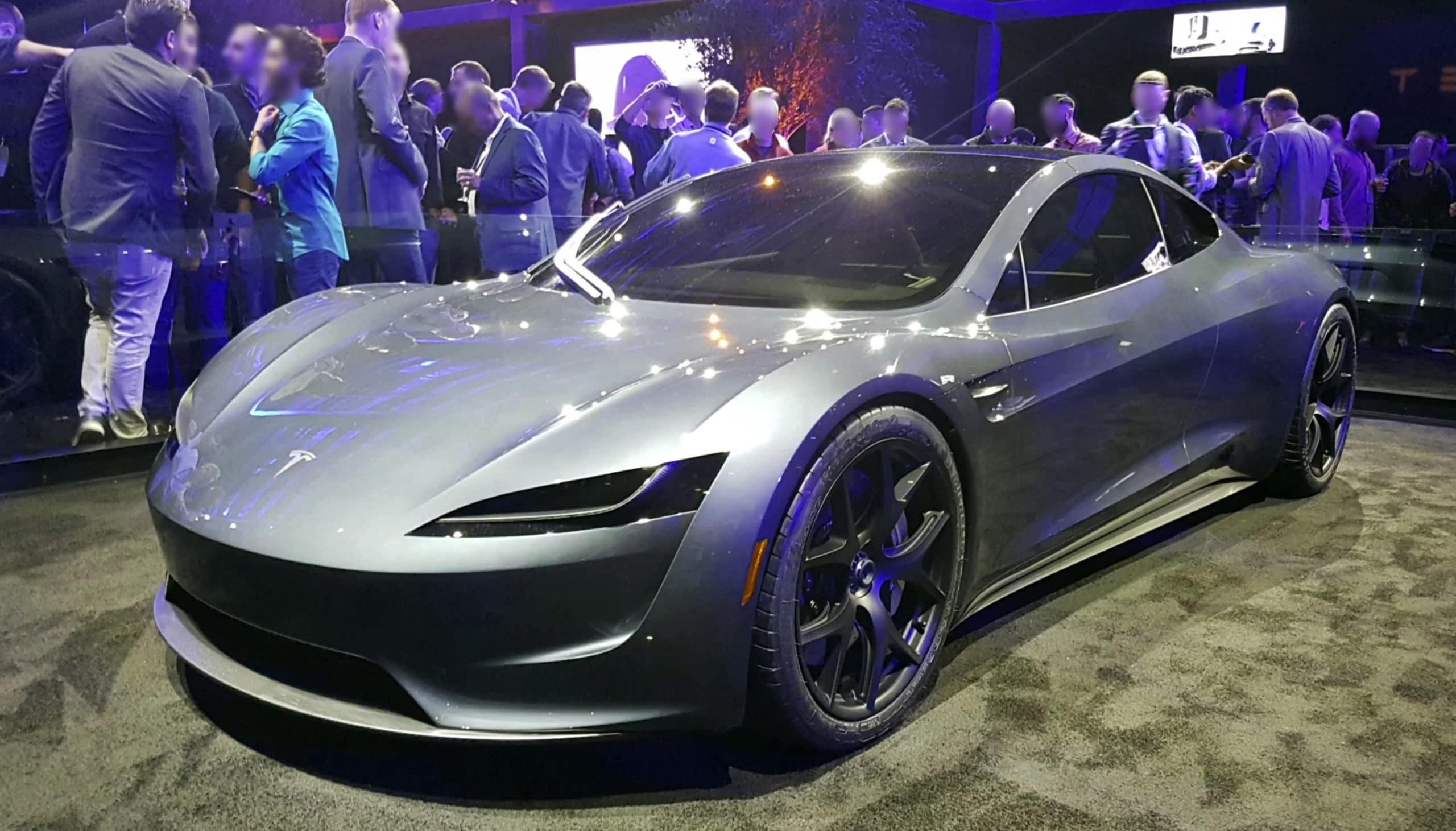 Tesla Battery Advancement