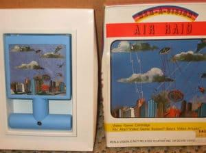 Air Raid with box