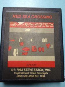 Red Sea Crossing Cartridge