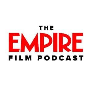 "Cover art - ""The Empire Film Podcast"""