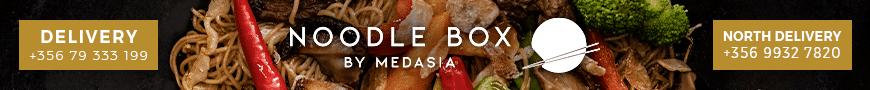 Medasia – Noodle Box