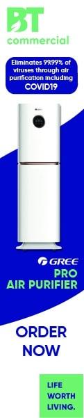 BT Commercial – Air Purifier – Skyscraper