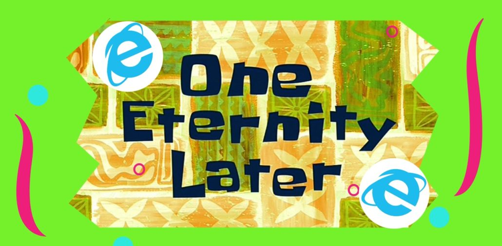 Internet Explorer Meme
