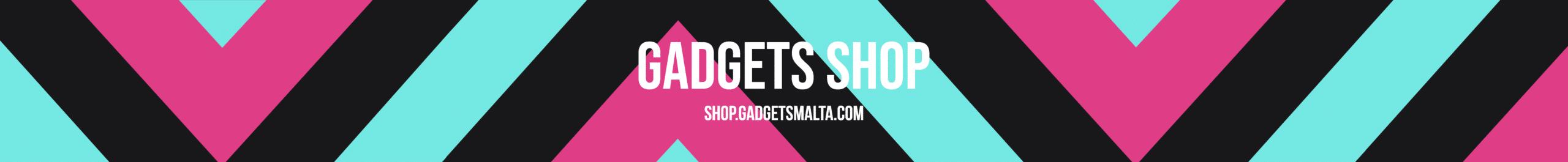 Gadgets Shop Web Banner Launch