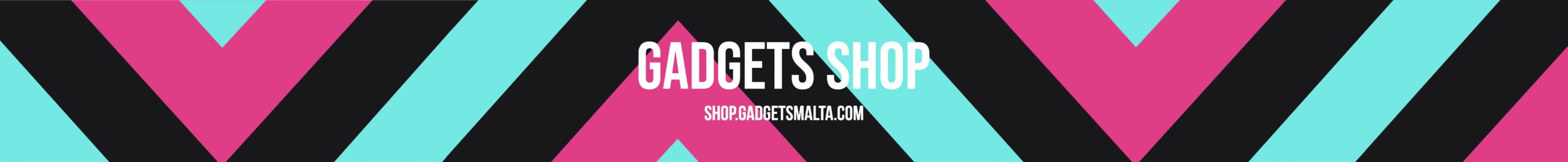 Gadgets Shop Web Banner Launch