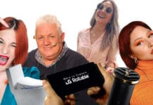 CES Quirky Gadgets with Maltese Celebrities